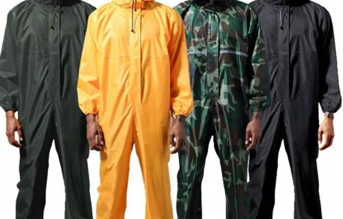 Водоустойчиво работно облекло