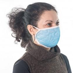 Предпазна маска за лице за многократна употреба MSK-D18