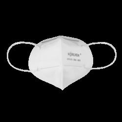 Маска за дихателна защита FFP2 | N95 + подарък памучна маска