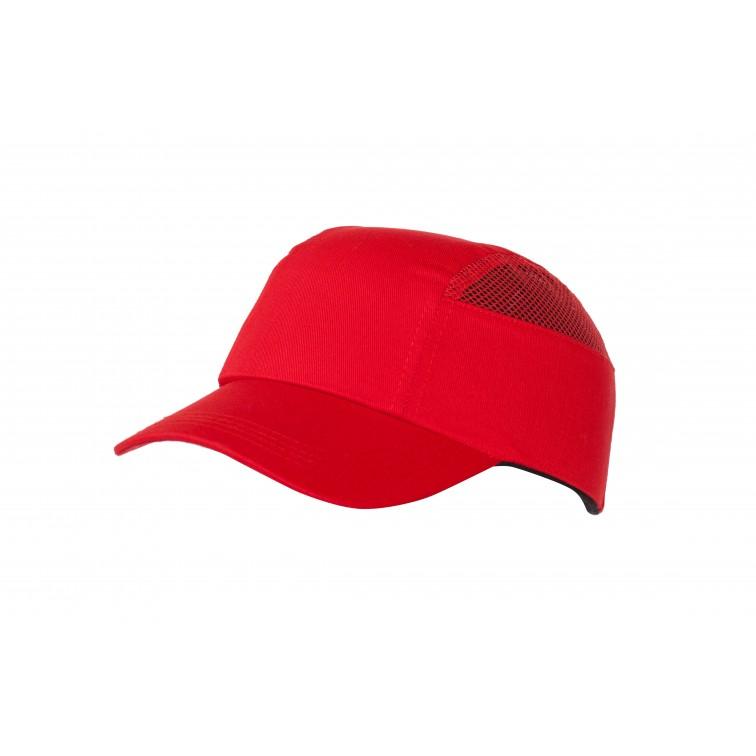 Противоударна шапка TRIVOR | Червено
