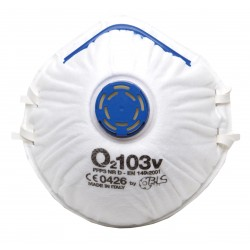 Куповидна маска FFP3 LOTUS P3V