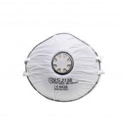 Куповидна маска FFP1 с активен въглен HURI P1V