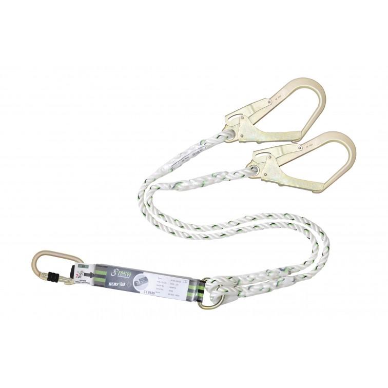 Въже с енергиен абсорбатор  MIMAS