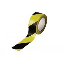 Обезопасителна лента черно | жълто FALL