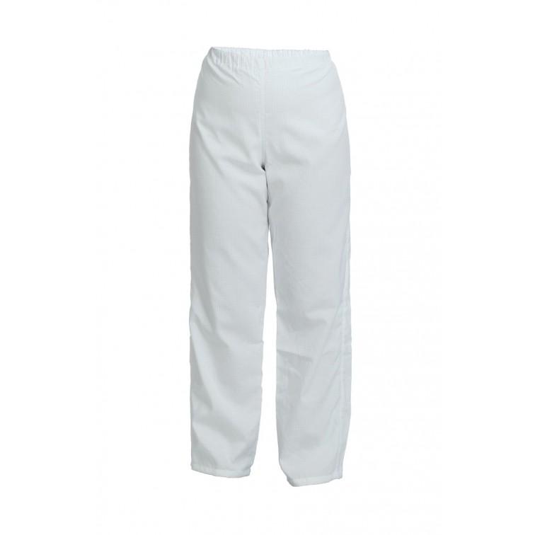 ESD Работен панталон CORAL | Бяло