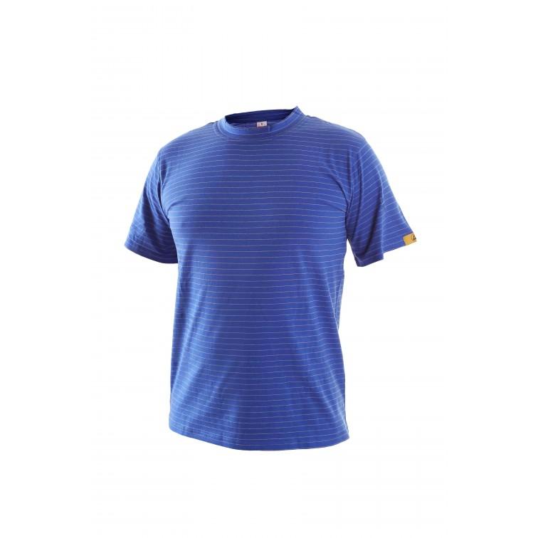 Тениска HAVOC | Синьо