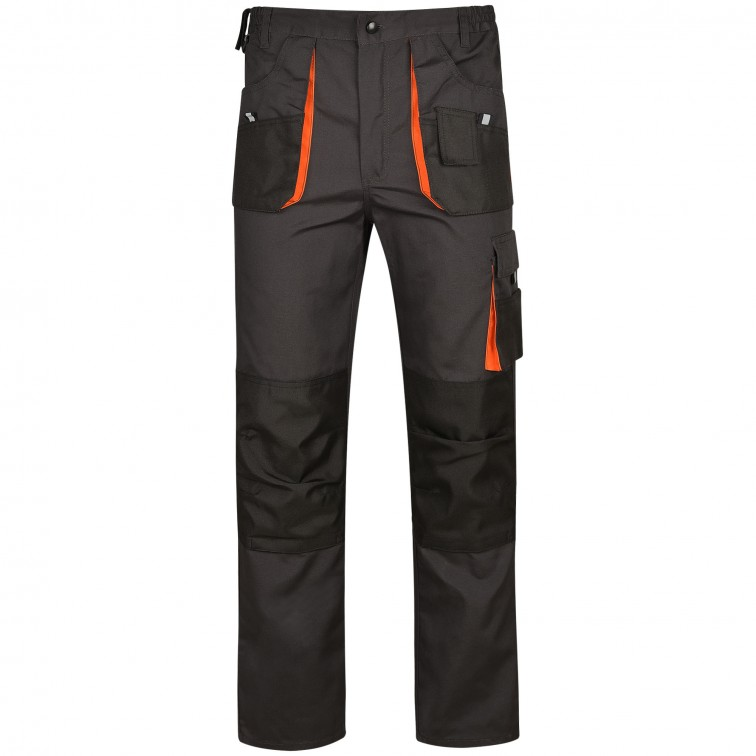 Работен панталон ATLAS Trousers | Тъмно сиво