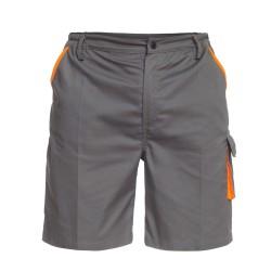 Работни къси панталони SIGMA Shorts | Тъмно сиво