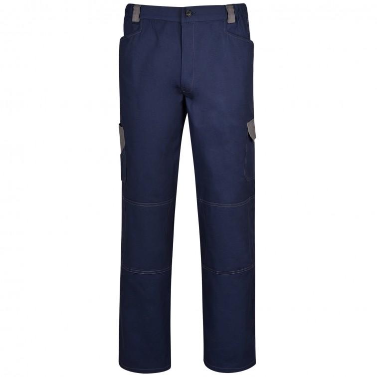 Работен панталон OMEGA Trousers | Тъмно синьо