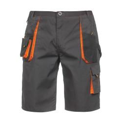 Работни къси панталони ATLAS Shorts | Тъмно сиво
