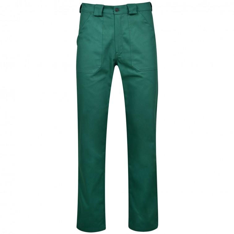 Работен панталон ARES Trousers | Зелено