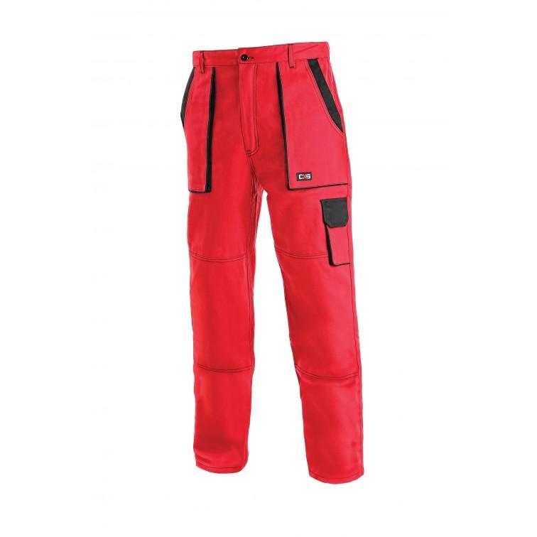 Работен панталон LUXY Trousers | Червено