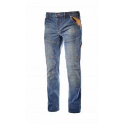 Работен панталон STONE PLUS | Тъмно синьо