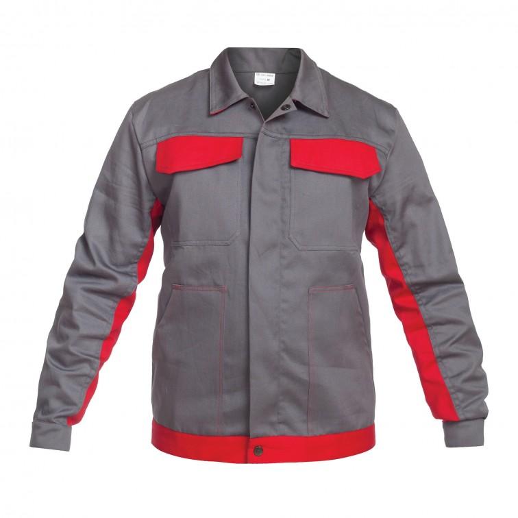 Работно яке DELTA Jacket | Тъмно сиво