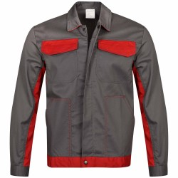 Работно яке ARES Jacket | Тъмно сиво
