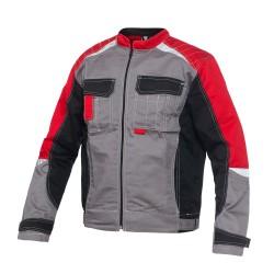 Работно яке TECHNO Jacket | Тъмно сиво