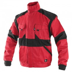 Работно яке LUXY Jacket | Червено