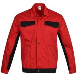 Работно яке DELTA Jacket | Червено