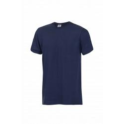 Тениска с обло деколте FUJI | Тъмно синьо