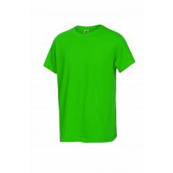 Тениска с обло деколте  FUJI | Зелено