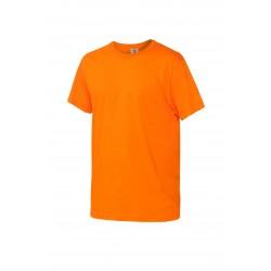 Тениска с обло деколте  FUJI | Оранжево