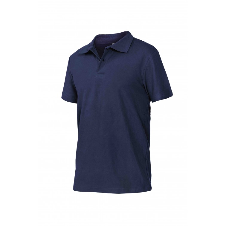 Блуза тип пике POLO | Тъмно синьо