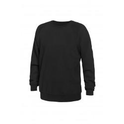Ватирана блуза  MOSCOW | Черно