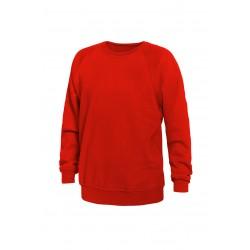 Ватирана блуза  MOSCOW | Червено