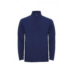 Поларена работна блуза DIKE | Тъмно синьо
