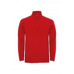 Поларена работна блуза DIKE | Червено