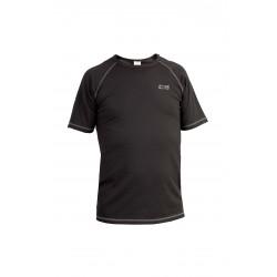 Термо тениска къс ръкав мъжка ACTIVE | Тъмно сиво