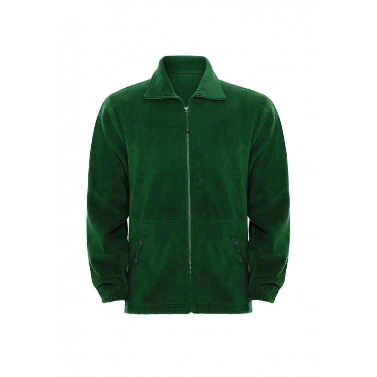 Поларена жилетка HUNTER | Зелено