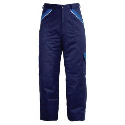 Ватиран работен панталон ZEUS Trousers | Тъмно синьо