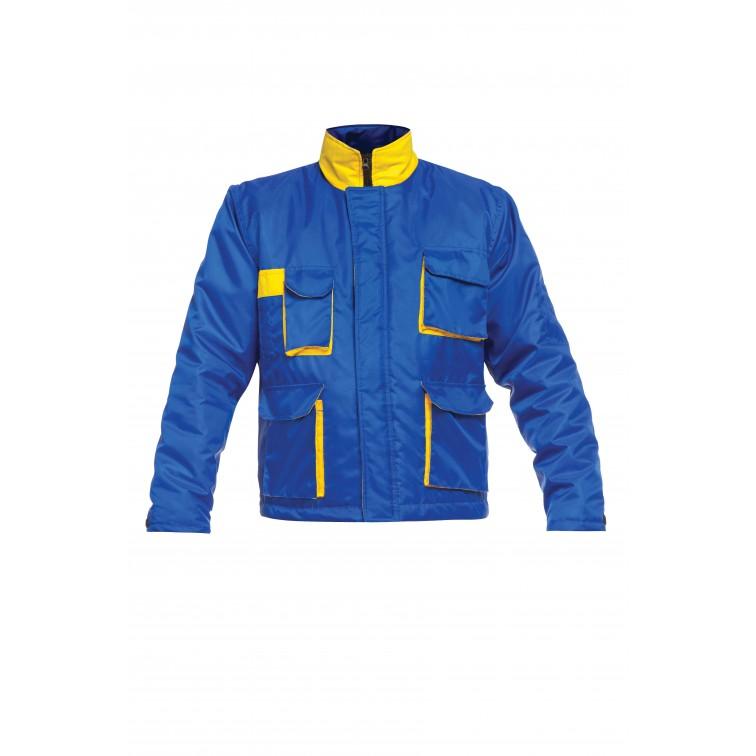 Ватирано работно яке HAIL Jacket   Синьо