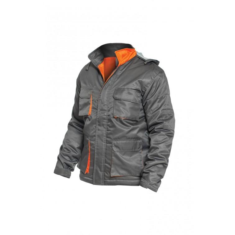 Ватирано работно яке HAIL Jacket | Тъмно сиво