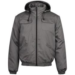 Ватирано работно яке KABRU Jacket | Тъмно сиво
