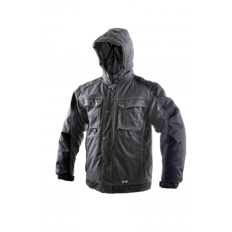 Работно яке зимно IRVINE Jacket | Тъмно сиво