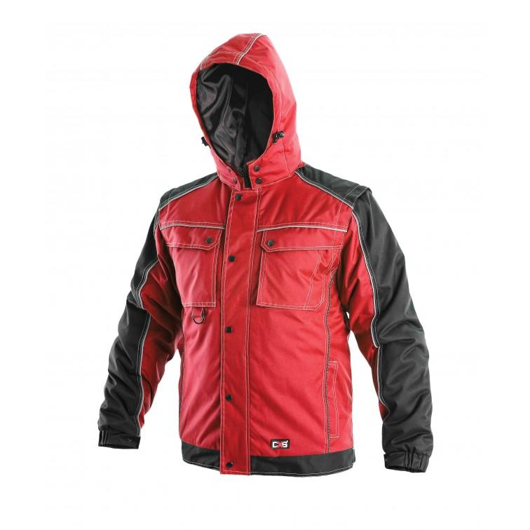 Работно яке зимно IRVINE Jacket | Червено