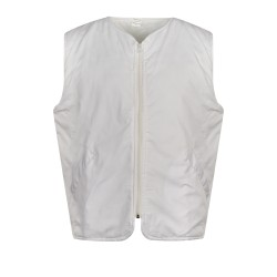 Ватиран елек за работа COPA | Бяло