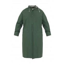 Дъждобран PVC AION | Тъмно зелено