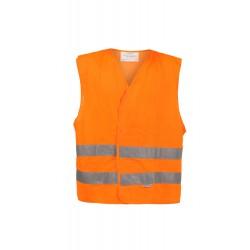 Сигнален елек XL BOLT | Оранжево