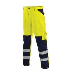 Работен панталон NORWICH Trousers | Жълто