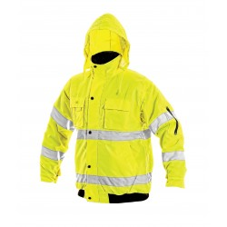 Работно яке Pilot  LEEDS Jacket | Жълто