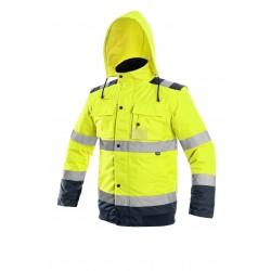 Работно яке LUTON | Жълто