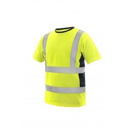 Тениска EXETER   Жълто