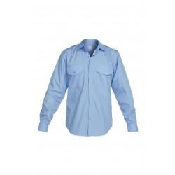 Риза с дълъг ръкав SENTRY | Синьо