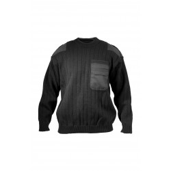 Пуловер GUARD | Черно