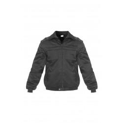 Работно яке свалящи се ръкави WARDEN Jacket | Черно