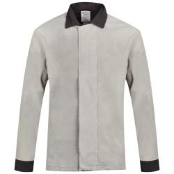 Работно яке за заварчици WELD Jacket | Сиво