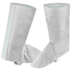 Гамаши за заварчици - чифт 2 бр. FURY | Бяло